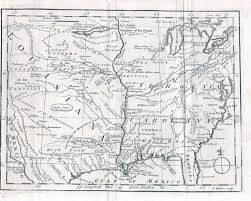 United States Map With Rivers Lakes And Mountains by 1760 To 1764 Pennsylvania Maps