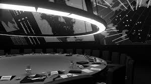 dr strangelove war room 3d rendering by forteblade on deviantart