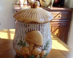 fall cookie jar etsy