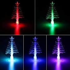 tree color changing led beautiful decorating ideas when