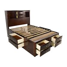 bed frames wallpaper high definition white queen storage bed