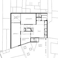 west quay floor plan west cork arts centre henchion reuter architects