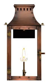 electric lights that look like gas lanterns coppersmith gas and electric lanterns cedar house pinterest