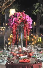 Wedding Table Set Up Table Set Up Bali Wedding Flowers
