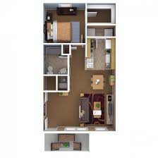 One Bedroom Cabin Plans Two Bedroom Apartment Floor Plans Single House Indian Style