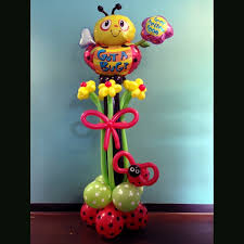 get well soon and balloons get well balloons balloon bouquets get well soon balloons delivery