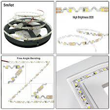 fry s led light strips a16 led strip 2835 free bending s shape led strip dc12v flexible led