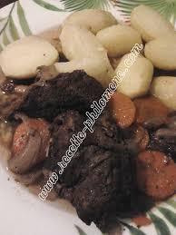 comment cuisiner jumeau boeuf boeuf bourguignon plats