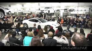 lexus of seattle nx lexus of bellevue hosts metropolitan fashion week 2012 youtube