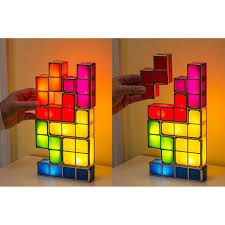 Diy Led Desk Lamp by Tetris Stackable Led Desk Lamp Cool Stuff To Buy On Amazon