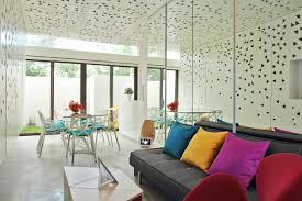 Concepts In Home Design by Double Beds Bedroom Concepts In Modern Townhouse At Philippines