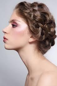 coiffure femme pour mariage coiffure tresse facile pour femme et fille