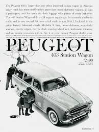 peugeot ad the convoluted destiny of french cars in the united states