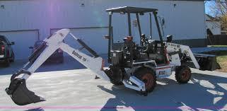 2002 bobcat b100 turbo loader backhoe item 5231 sold de