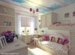amenagement chambre fille idée déco pour une chambre de fille