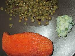 cuisiner le soja frais patate douce au four sauce yaourt de soja et persil frais vegan
