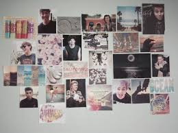 basic wall collage all of the pictures were found on google