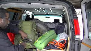 ultimate bug out vehicle urban survival bug out bag in the winter feb 2013 update youtube