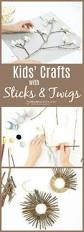 kids u0027 crafts with sticks and twigs plus enter the today u0027s parent