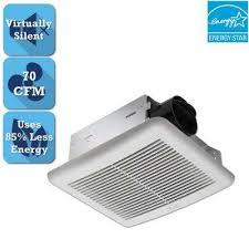 470 cfm wall chain operated exhaust bath fan wall bathroom exhaust fans bath the home depot