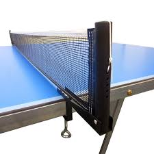 Table Tennis Recreational Table Tennis Net Posts Decathlon
