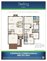 home floorplans aragon by lennar homes estate home floorplans lennar floor