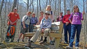 grand traverse hiking club north country trail association