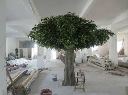 2016 artificial evergreen ficus tree decorative buy artificial