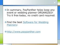wedding planner software online event management software for event and wedding planners