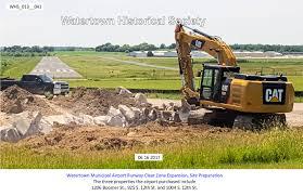 watertown municipal airport