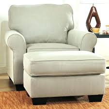 oversized chair and ottoman slipcover oversized chair with ottoman slipcover ottomans gray chair and