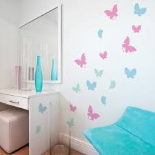 Girls Bedroom Wall Murals High Quality Butterfly Designs Buy Cheap Butterfly