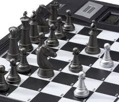 Amazon Chess Set Amazon Com Talking Chess Trainer Electronic Chess Set Computer