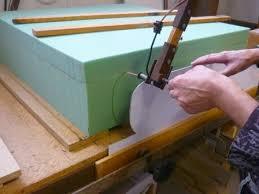 découpe mousse canapé mousse pour lit cing car matelas gonflable 1 place efutoncovers