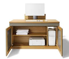 Contemporary Computer Desk We Love This Modern And Functional Bureau Wharfside Furniture
