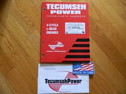 other brands new tecumseh engine 4cycle l head repair service