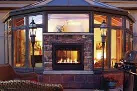 fireplace stylish electric fireplace insert with bricked wall for