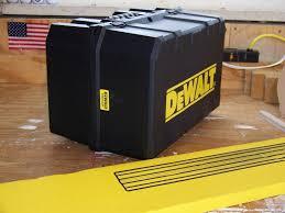 dewalt tracksaw review model number dws520k tools in action