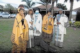 Traditional Wedding Lavish Traditional Wedding For Zondwa Mandela Xhosa Culture