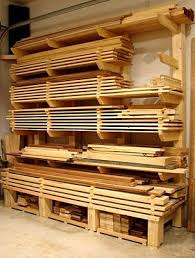 Wooden Storage Shelf Designs by Scrap Wood Rack Really Like This But I Would Struggle To Get