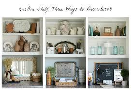 Kitchen Shelves Design Ideas by Decorating Ideas For Shelves Home Design Ideas