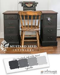 colorways with leslie stocker typewriter the new black miss