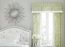 Blinds And Matching Curtains Custom Window Valances Budget Blinds