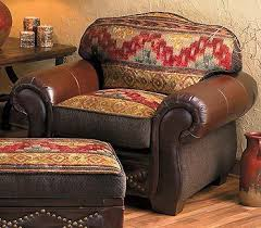 southwestern chairs and ottomans 14 best southwestern furniture images on pinterest wood cottage