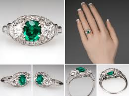 your unforgettable wedding emerald engagement rings images