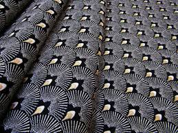 Black And Gold Curtain Fabric Black Curtain Fabric Textile Express Buy Fabric Uk