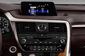 lexus suv 2016 sport 2016 lexus rx350 radio interior photo automotive com