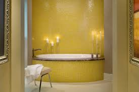 yellow bathroom ideas yellow bathrooms 7 bright ideas hgtv