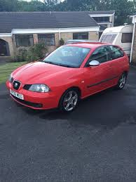 ibiza fr 1 8 t swap golf vw in peterlee county durham gumtree