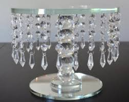 Wedding Centerpiece Stands by Crystal Cake Stand Etsy